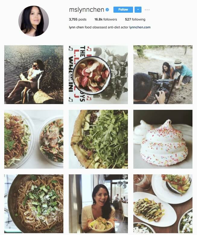 Ms Lynn Chen Posted to Instagram Every Day and Received 158% More Likes