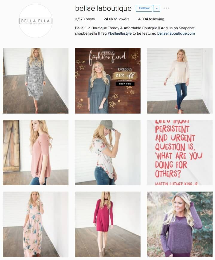 bellaellaboutique-grew-by-3507-instagram-followers-in-three-months-a-17-percent-increase