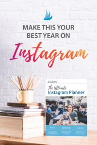 The Ultimate Instagram Planner. Successful Instagram marketing starts with a plan. Grab your FREE Instagram Planner to make this your best year ever on Instagram! #instagrammarketing #instagrammarketingtips #instagramstrategy #marketingstrategy