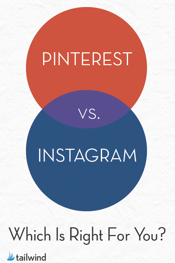 Pinterest vs. Instagram Marketing - Which Is Right For You?