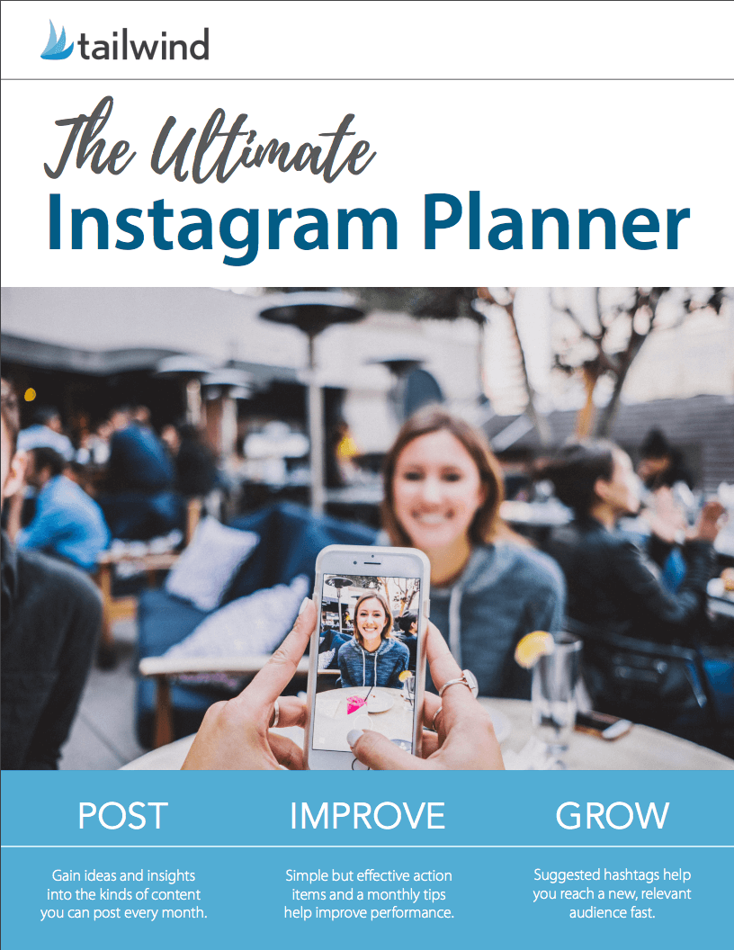 The Ultimate Instagram Planner - Get yours now!