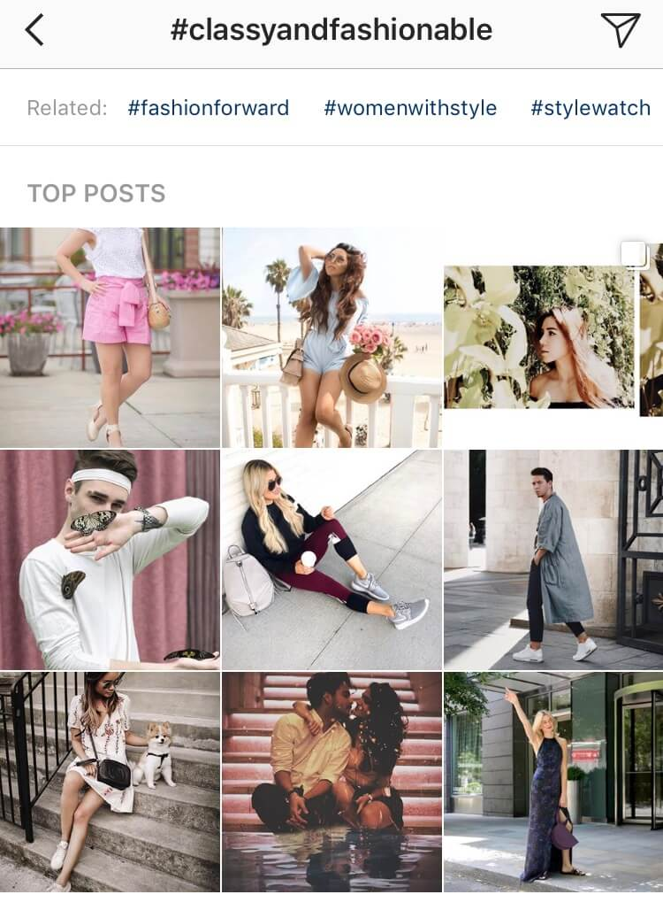 Visit Instagram Hashtags for Related Hashtags