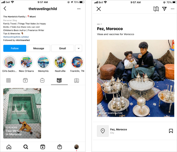 7 Creative Ways Brands Can Use Instagram Guides