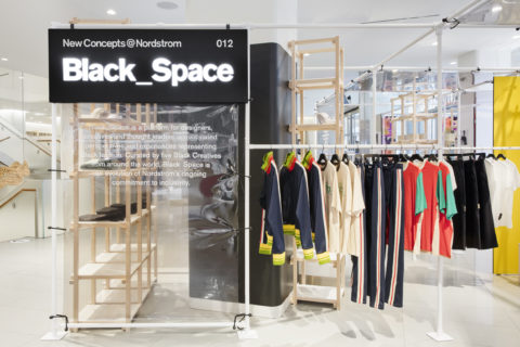 Nordstrom Concept 012: Black_Space