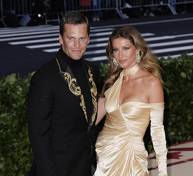 JANUARY 7th 2021: Tom Brady and Gisele Bundchen have sold two multimillion-dollar properties in The Northeast. They sold their Brookline, Massachusetts estate for a reported $32.5 million and they also finalized a sale on their luxury apartment in the Tribeca neighborhood of Manhattan in New York City for $37 million. - File Photo by: zz/XPX/STAR MAX/IPx 2018 5/7/18 Tom Brady and Gisele Bundchen at the 2018 Costume Institute Benefit Gala celebrating the opening of