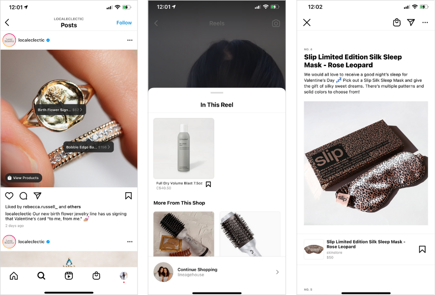 6 Ways Brands Can Make Sales with Instagram Shoppable Posts
