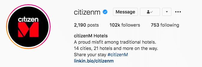 CitizenM misfit among traditional hotels