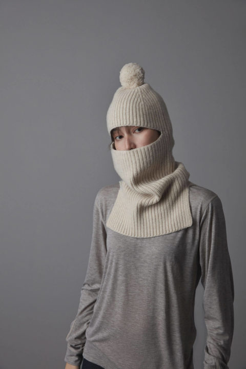Luxton bone balaclava, one of 15 Valentines Day gifts 2021 from Canadian brands