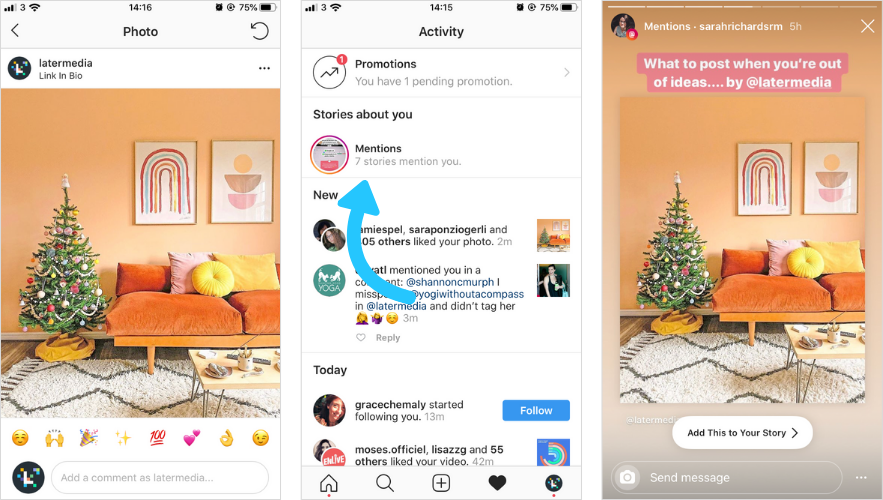 Increase Instagram Engagement: Track Mentions in Instagram Stories