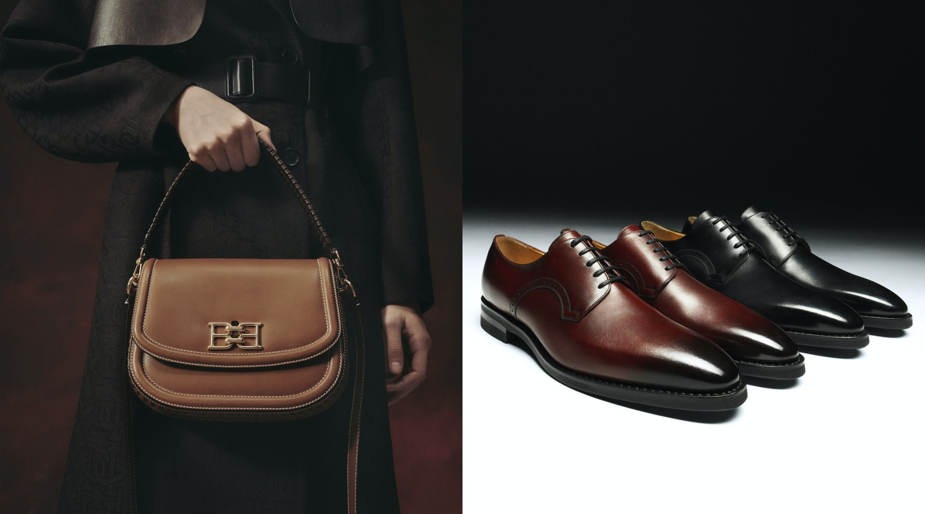 Bally's new Beckie bag and classic