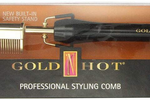 Gold N Hot Professional Styling Comb