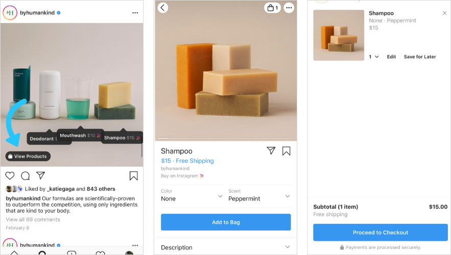 nstagram Shop: Everything You Need to Know