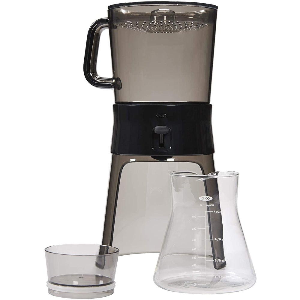 Best Iced Coffee Maker: OXO Good Grips Cold Brew Coffee Maker ($52)