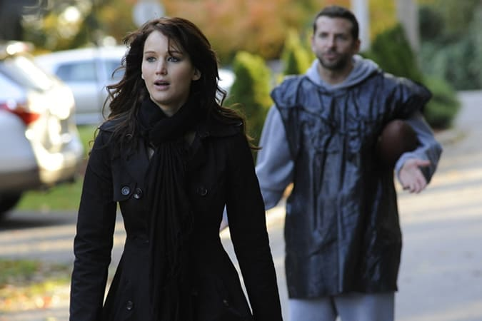 Silver Lining's Playbook